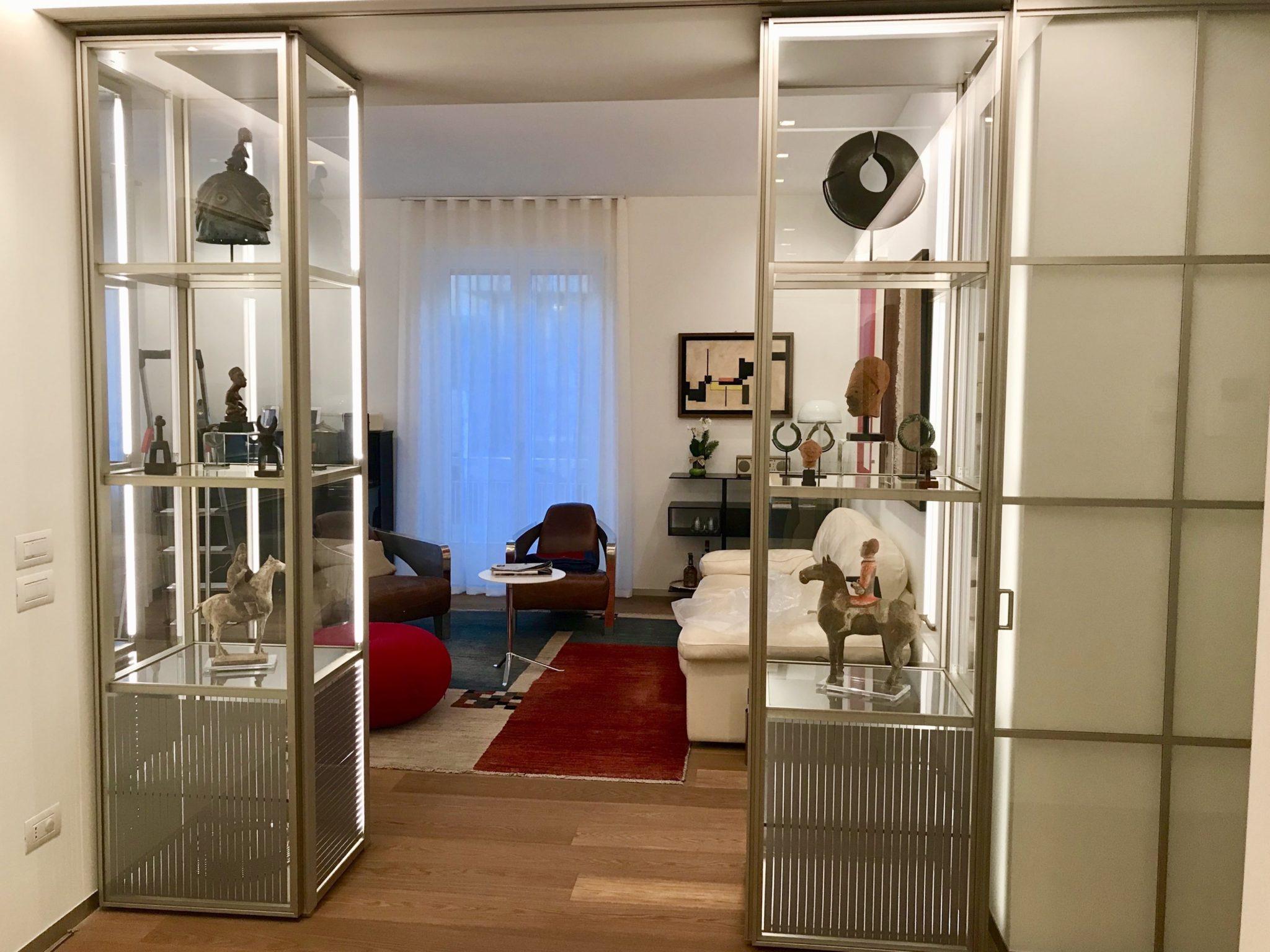 Scorritenda Hesse, confezione Onda - Bergamo