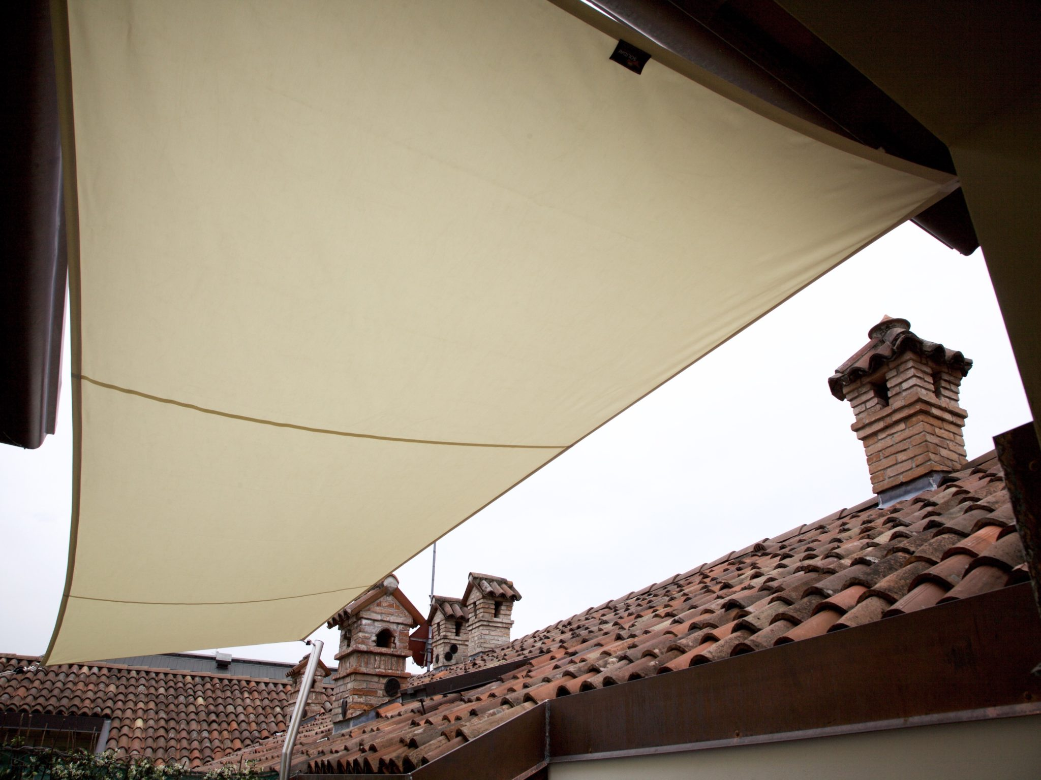 Vela da sole fissa - Bergamo